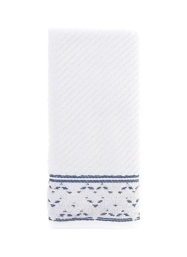 Boyner Evde Boyner Evde 30x50 cm Beyaz Havlu Beyaz